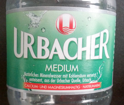 Urbacher medium - Produkt