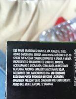 Hierbabuena electro - Ingredientes - fr