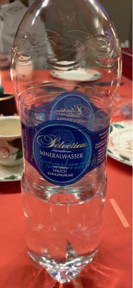 Fürstenbrunn Selection Mineralwasser - Prodotto - de