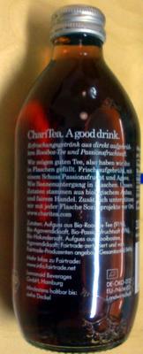 ChariTea red - Inhaltsstoffe