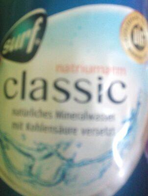 Mineral Wasser Classic - Prodotto - de