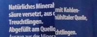 Mineral Wasser Classic - Ingredienti - de