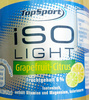 Iso Light Grapefruit-Citrus - Produit