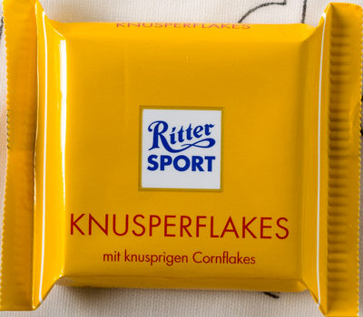 Ritter Sport Knusperflakes - Produkt