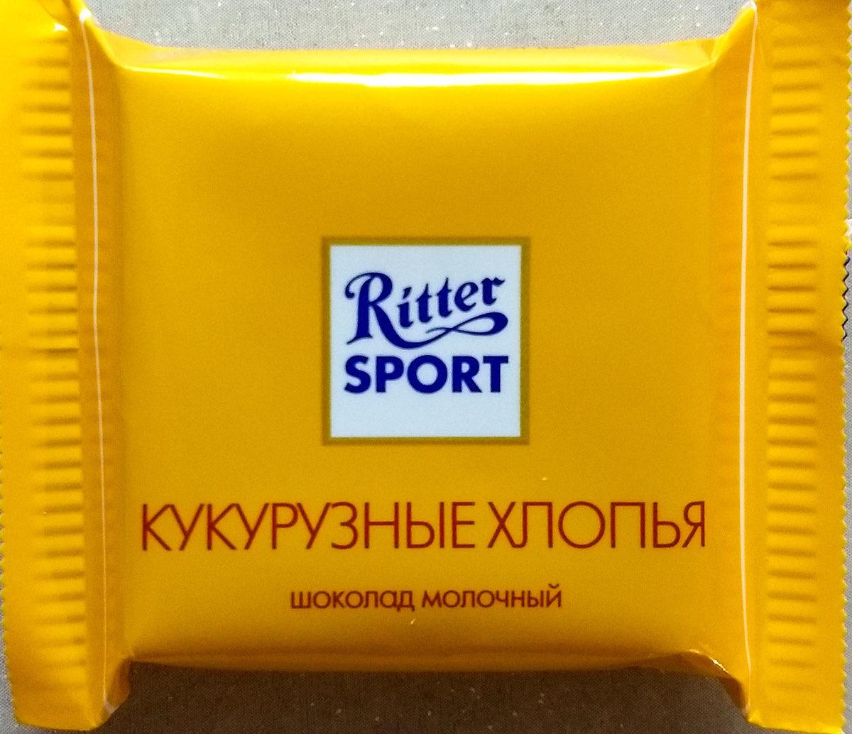 Knusperflakes - Продукт - ru