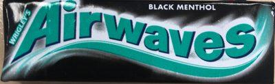 Black Menthol - Product
