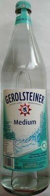 Gerolsteiner Medium - Product - de