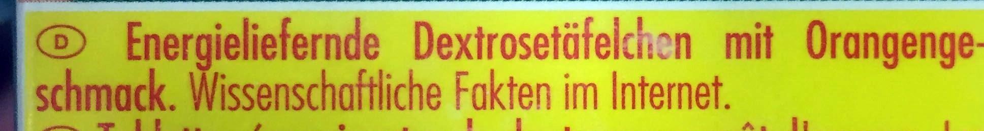 Schulstoff Orange - Ingredients - de