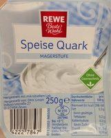 Speisequark Magerstufe - Produit - fr