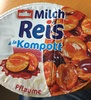 Müller Milch Reis a la Kompott Pflaume - Product