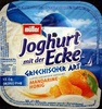 Joghurt mit der Ecke Griechischer Art Mandarine-Honig - Product