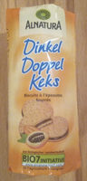 Dinkel Doppel Keks - Product