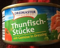 Thunfisch-Stücke - Produkt - de
