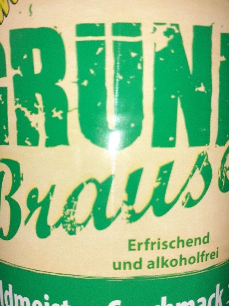 Grüne brause - Produkt - de