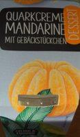 Quarkcreme mit Mandarine - Prodotto - en