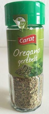 Oregano gerebelt - Produkt