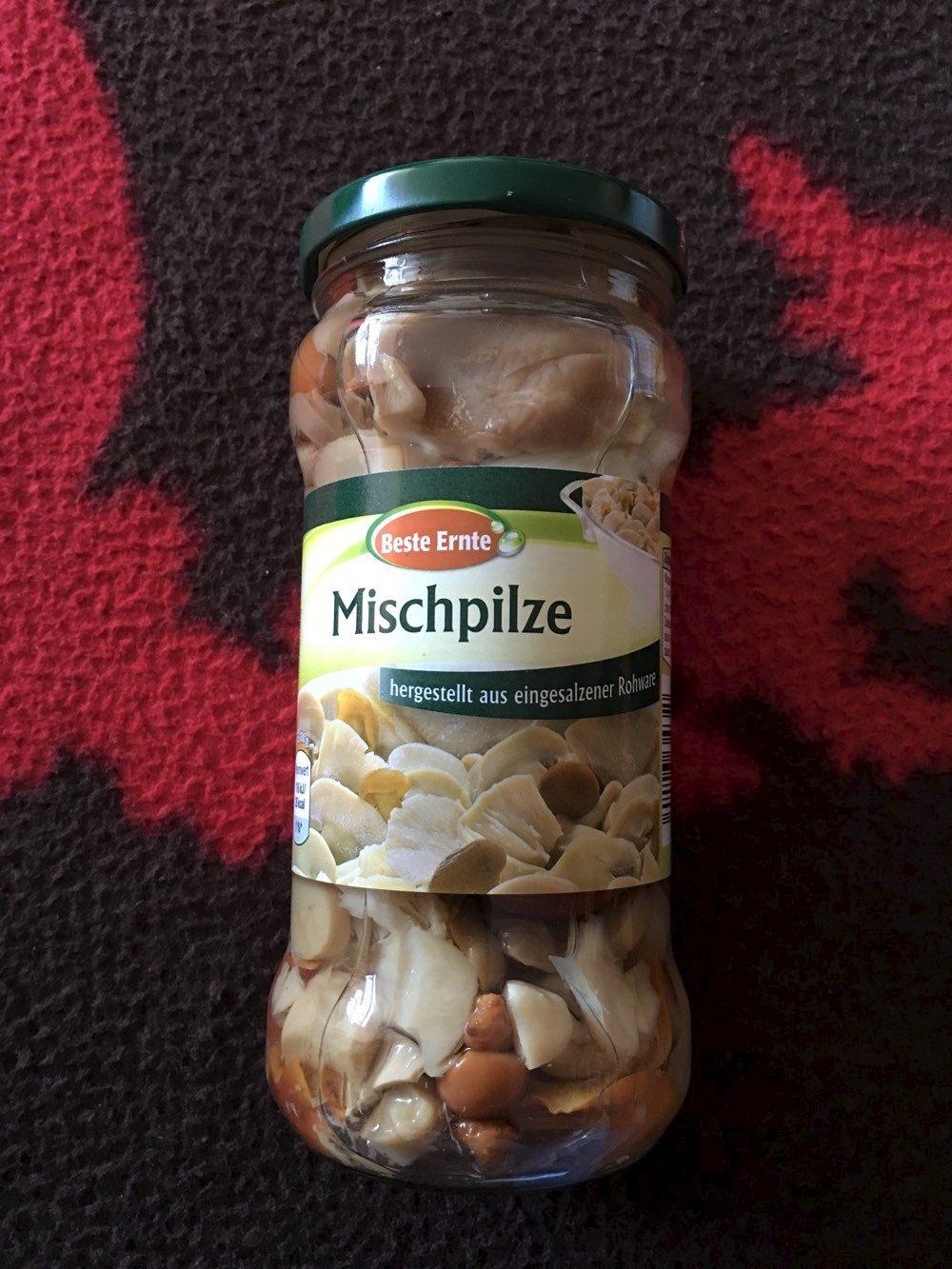Mischpilze - Produit - fr