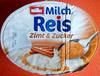 Müller Milch Reis Zimt & Zucker - Product