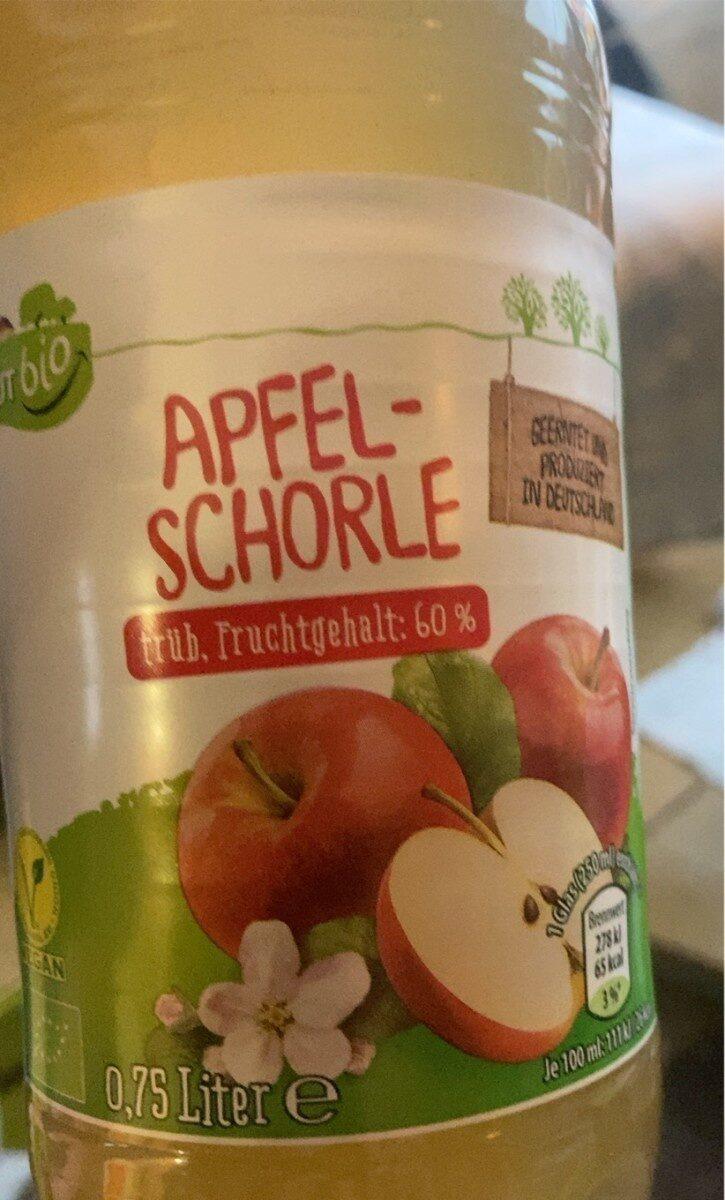 Apfelschorle - Prodotto - de