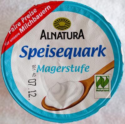 Speisequark - Product