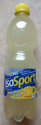 IsoSport Grapefruit-Citrus - Produit - de