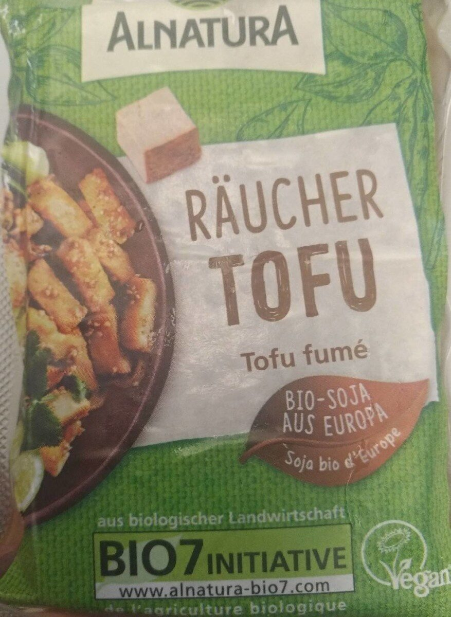 Räucher Tofu - Product