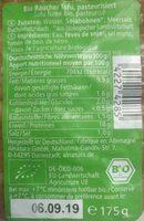 Räucher Tofu - Nutrition facts