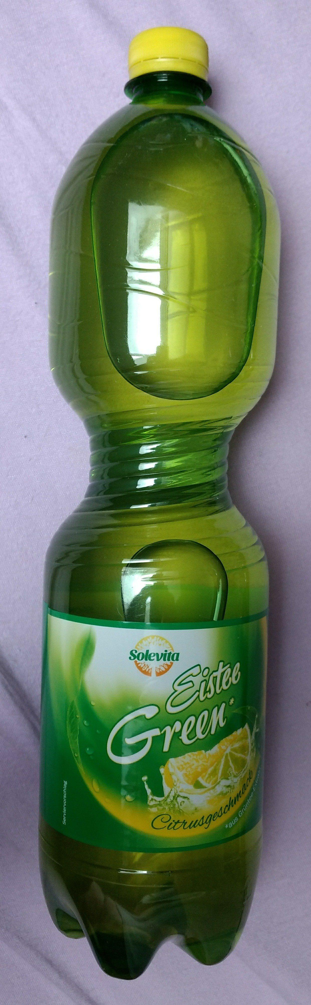 Eistee Green Citrusgeschmack - Produkt