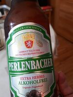 Perlenbacher  Extra Herbes Alkoholfrei - Prodotto - de