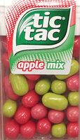 Tic Tac Apple Mix 18G - Produkt - en