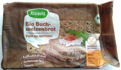 Bio Buchweizenbrot - Produit - de