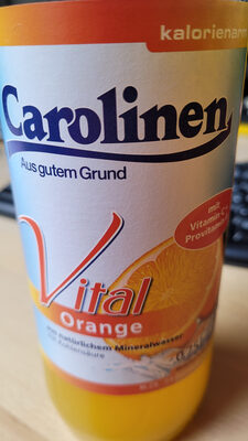 Vital Orange - Produkt - de