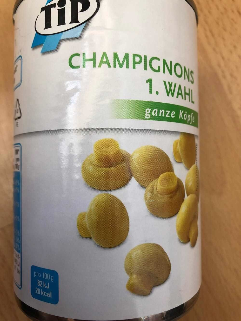 Champignons 1. Wahl - Product