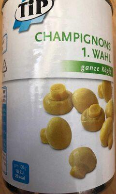 Champignons 1. Wahl - Produit - de