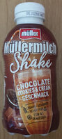 Müllermlich Shake Chocolate Cookies & Cream Geschmack - Product