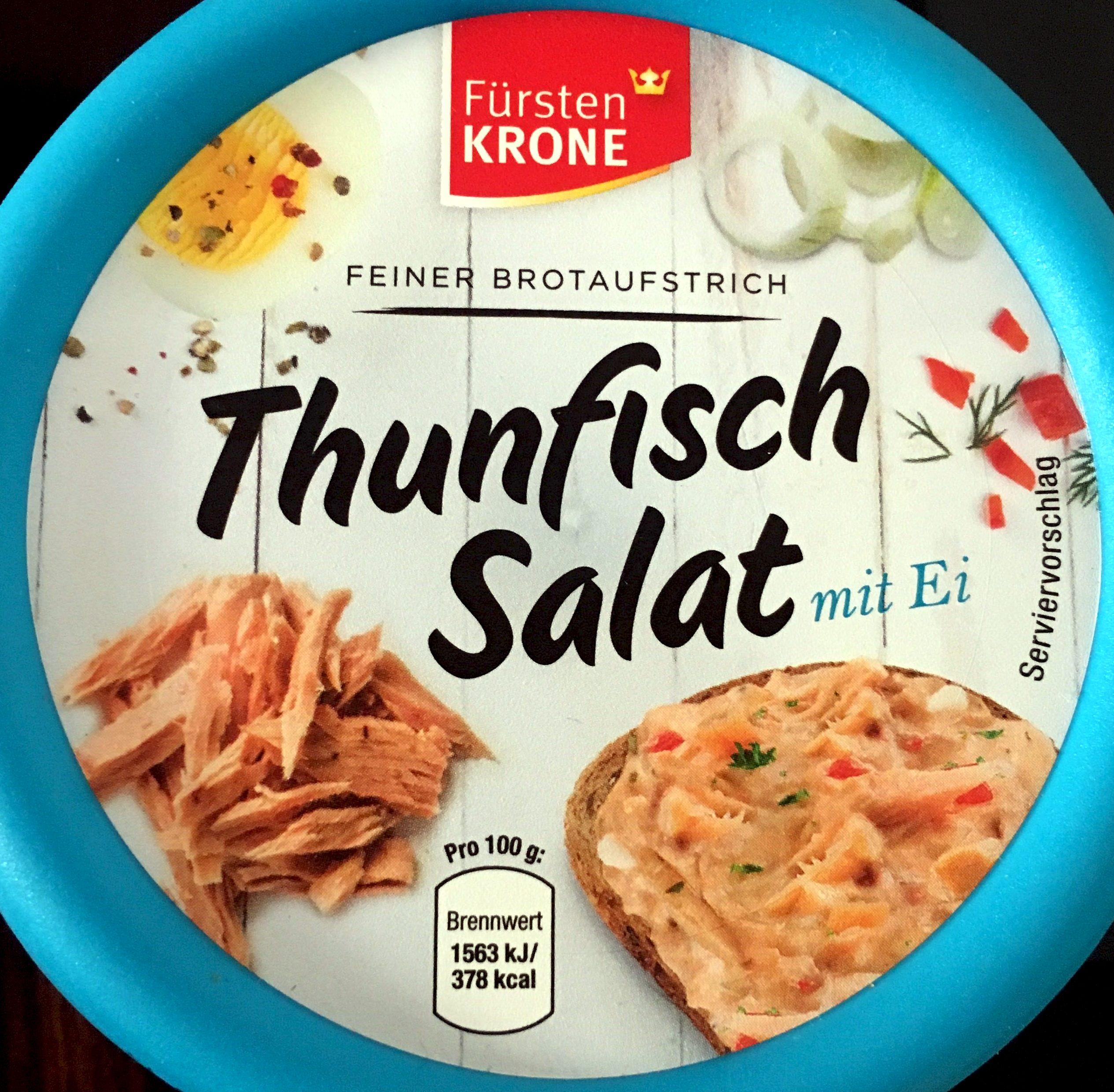 Thunfisch Salat - Produkt