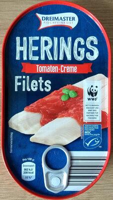 Heringsfilet Tomaten-Creme - Produit
