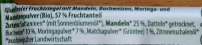 Grünling - Ingredients