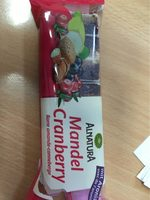 Mandel Cranberry - Produit - fr