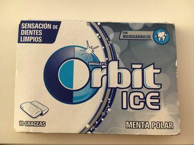 Orbit Ice - Menta polar - Product