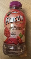 Müller Fructiv Apfel granat. , Kirsche, Rotebete, 440 ML - Product
