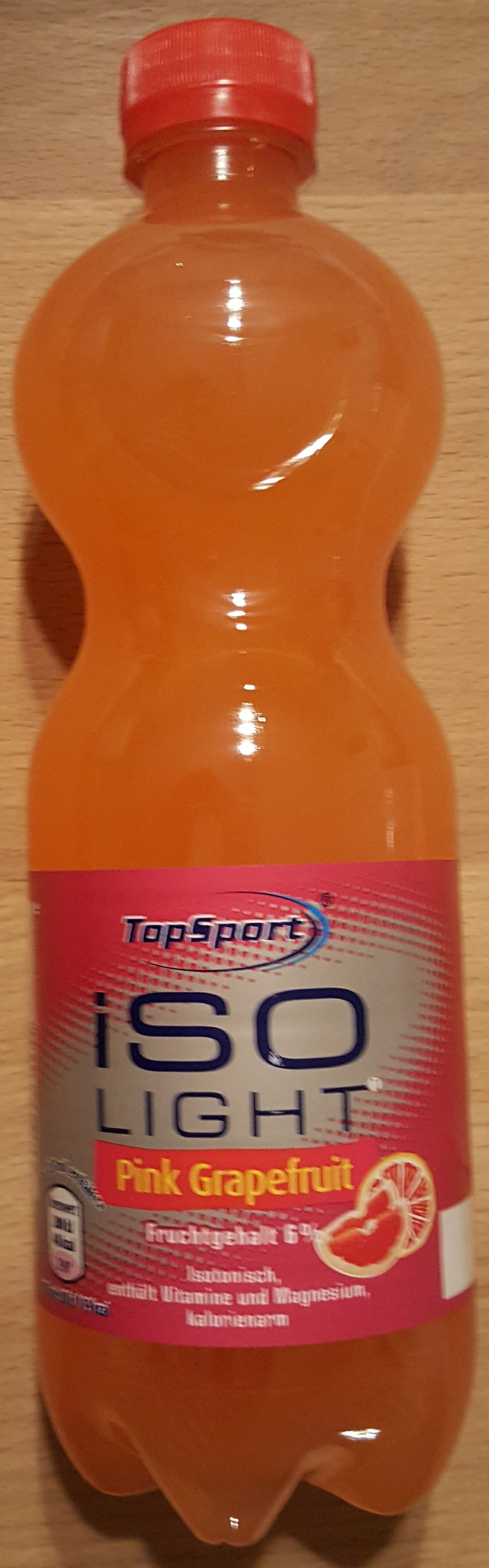 iSO light Pink Grapefruit - Produit - de