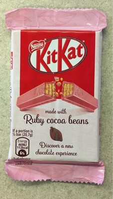 Kit kat ruby cocoa beans - Product