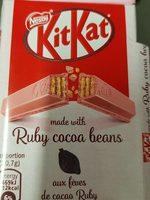 Kit Kat Ruby Cocoa Beans - Product - fr