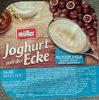 Joghurt mit der Ecke Milchcreme Kugeln - Produit