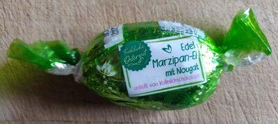 Edel Marzipan-Ei mit Nougat - Prodotto - de
