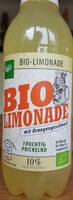 BIO Limonade mit Orangengeschmack - Produit