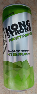 Energy Drink Fruity Power Typ Apfel - Produkt