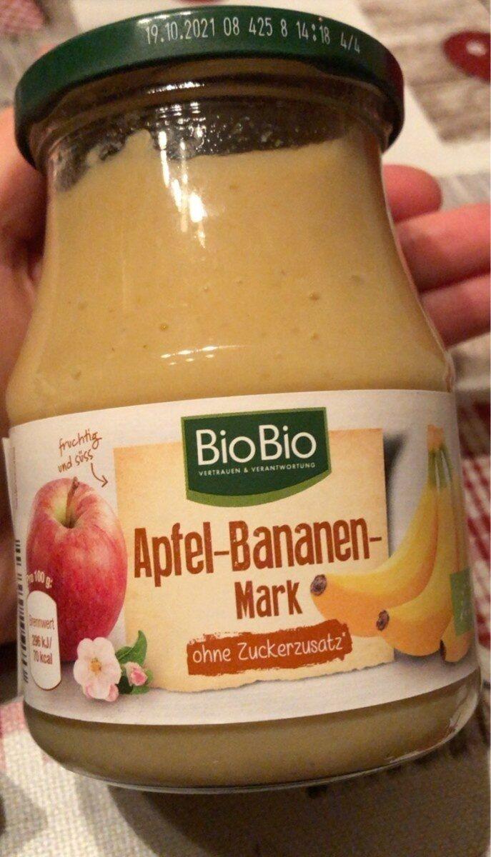 Apfel-Bananen-Mark - Produit - en