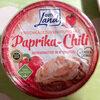 Frischkäsezubereitung mit Paprika-Chili - Produkt